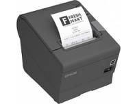 Epson TM-T88V, USB, RS232, schwarz