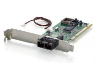 LevelOne 100BASE-FX MMF SC PCI NWK CARD
