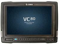 Zebra VC80, USB, powered-USB, RS232, BT, WLAN