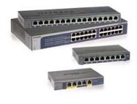Netgear 24-Port GB PLUS Switch Desktop