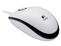 Logitech Mouse M100 white