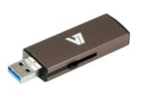 V7 USB STICK 16GB USB3.0 GREY