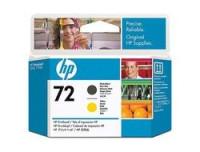 Hewlett Packard PRINTHEAD MATTE BLACK und YELL