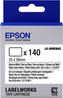 Epson TAPE - LK8WBWAC D-CUT R BLK