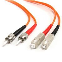 StarTech.com 2M FIBER PATCH CABLE ST - SC