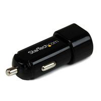 StarTech.com 2X USB CAR CHARGER 17W / 3.4A