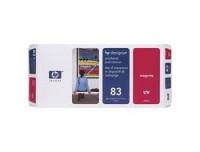 Hewlett Packard Print HeadundCleaner 83 magent