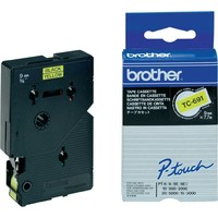 Brother TC-691 LAMINATED TAPE 9MM 7.7M