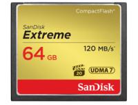 Sandisk CF CARD 64GB EXTREME