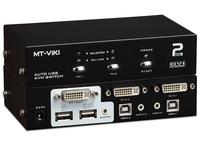 Mcab 2 PORT DVI USB KVM SWITCH