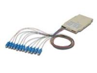 Digitus Spleißkassette 12 Pigt.,SC,OS2