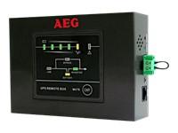 AEG Fernsignaltableau mit Ansteuerkarte bis 500m fuer PT C 6000/10000 PT 1. 1.M