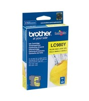 Brother LC-980Y INK CARTRIDGE YELLOW