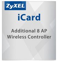 Zyxel LIC-EAP E-ICARD 8 AP LICENSE F