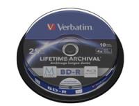 Verbatim M-DISC BD-R 4X 25 GB INKJET