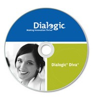 Dialogic DIVA VOIP CODEC 1 CH SW LICENS