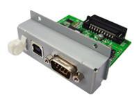 Star Schnittstelle, RS232/USB