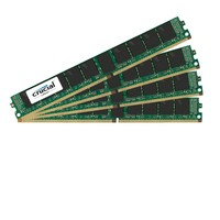 Crucial 64GB KIT (16GBX4) DDR4