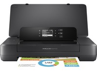 Hewlett Packard OFFICEJET 200 MOBILE PRINTER