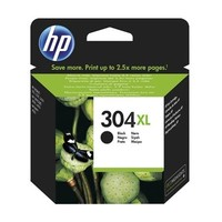 Hewlett Packard INK CARTRIDGE NO 304XL BLACK
