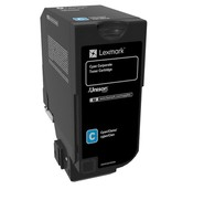 Lexmark CORPORATE CYAN TONER CARTRIDGE