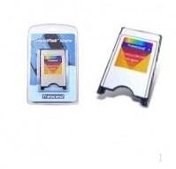 Transcend 128MB PCMCIA ATA FLASH CARD