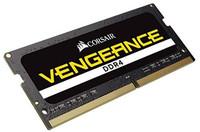 Corsair DDR4 2400MHZ 32GB 2X260 SODIMM