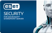 ESET Security for SharePoint Server 500-999User 3Years Education New