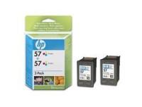 Hewlett Packard C9503AE HP Ink Cartridge 57