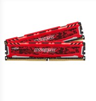 Crucial 16GB KIT 8GBX2 DDR4 2400 MT/S
