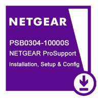 Netgear PROF SETUP AND CONFIG (REMOTE)