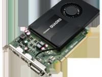 Hewlett Packard NVIDIA QUADRO K2200 4GB