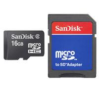 Sandisk SD CARD 16GB MICROSD