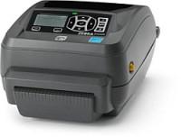 Zebra ZD500R, 12 Punkte/mm (300dpi), Cutter, RTC, RFID, ZPLII, BT, WLA