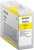 Epson SINGLEPACK YELLOW T850400