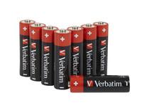 Verbatim ALKALINE BATTERY AA 8 PACK