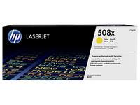 Hewlett Packard TONER CARTRIDGE 508X YELLOW