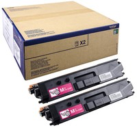 Brother TN-329MTWIN TONER MAGENTA