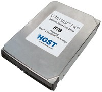 HGST ULTRASTAR 7K 6TB SAS ULTRA 512