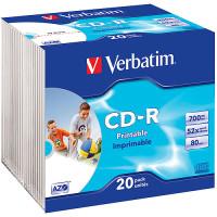 Verbatim CDR 80MIN 700MB 52X PHOTO