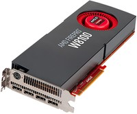 AMD FIREPRO W8100 8GB GDDR5