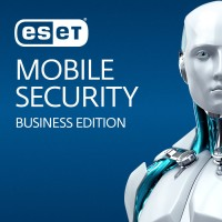 ESET Mobile Security Business Edition 5-10 User 1 Year Renewal Government