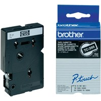 Brother TC-395 LAMINATED TAPE 9MM 7.7M