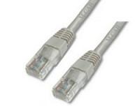 Mcab CAT5e-U/UTP-PVC-0.50M-GRY