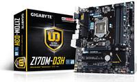 GigaByte GA-Z170M-D3H S1151 Z170 MATX
