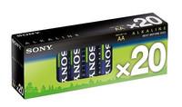 Sony ALKALINE BLUE 1.5V LR6-AA