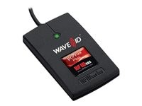 RF IDEAS pcProx Plus 82 Series Black USB Reader