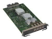 Brocade - Erweiterungsmodul - 10 Gigabit LAN - 8 Anschlüsse - für FastIron SX 16