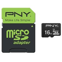 PNY Technologies MICRO-SDHC PERFORMANCE 16GB