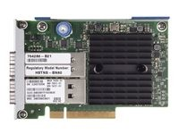 Hewlett Packard IB QDR/EN 10G 2P 544+FLR-QSFP